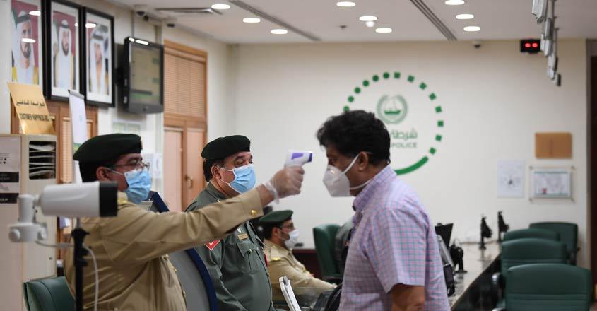 UAE-HEALTH-VIRUS