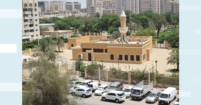 kuwait-mosque
