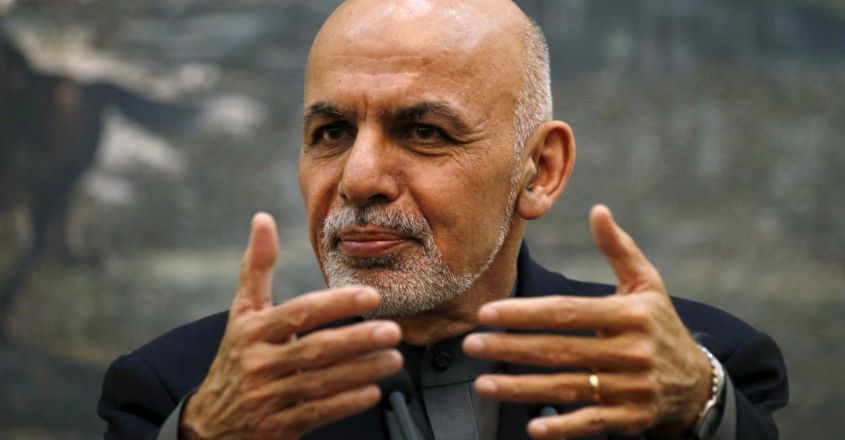 AFGHANISTAN-CONFLICT-PRESIDENT