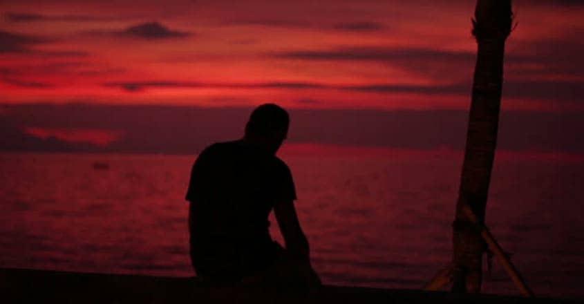 Man-alone