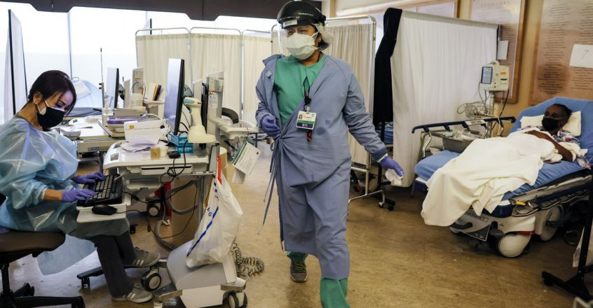 US-SAN-BERNARDINO-AREA-HOSPITAL-CONTINUES-TO-DEAL-WITH-INCREASE-