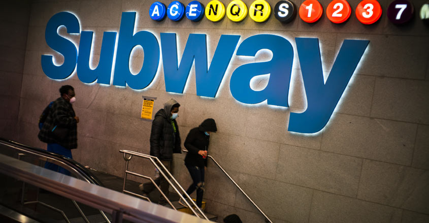 US-NEW-YORK-CITY'S-SUBWAY-SYSTEM-TO-SHUT-DOWN-OVERNIGHT-FOR-CLEA