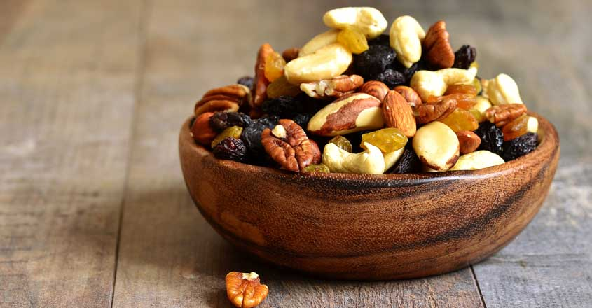 dry fruits weight loss