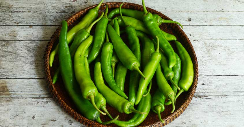green chilli-weight loss