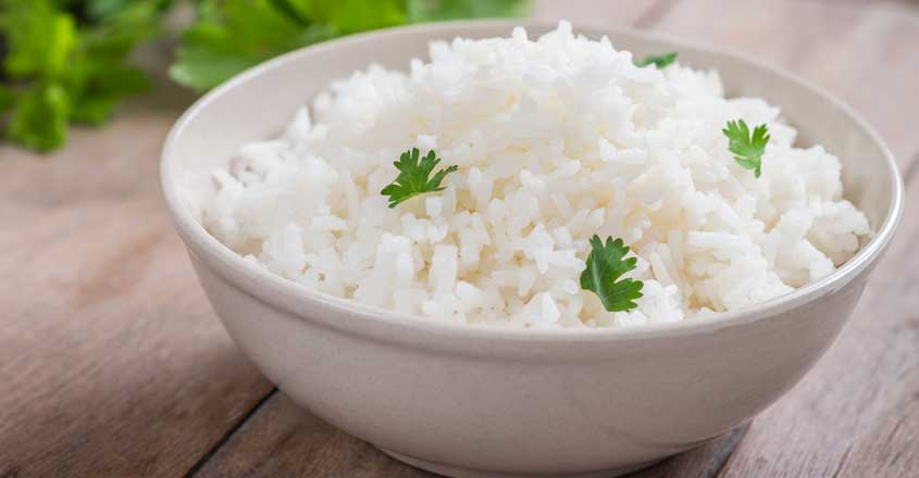 rice weight loss