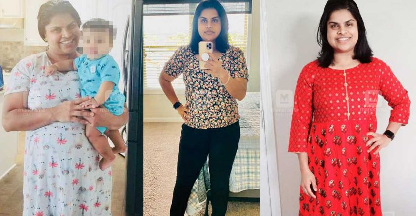 merin varghese weight loss