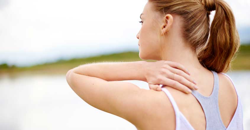 shoulder pain relief tips