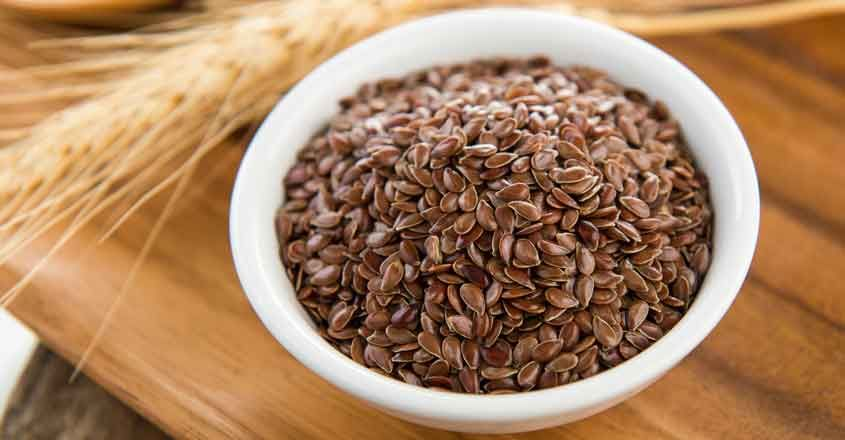 flax seed prevent obesity
