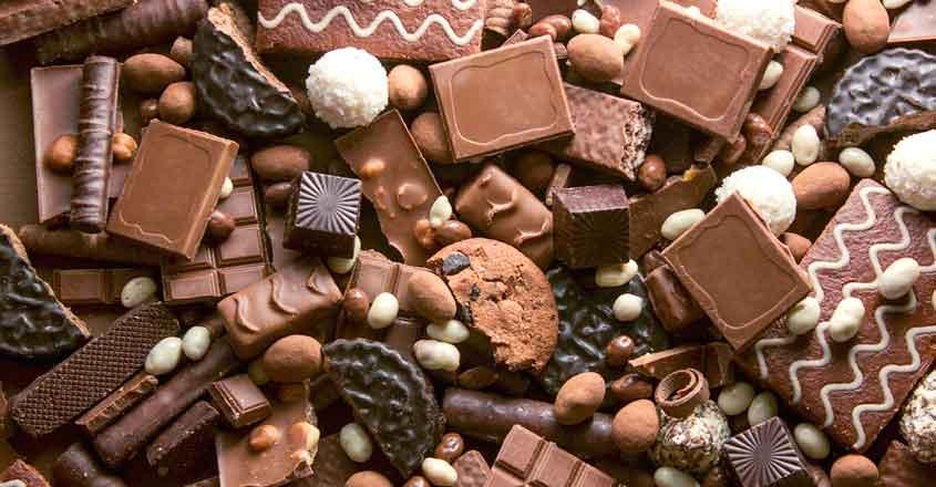 blood pressure chocolate