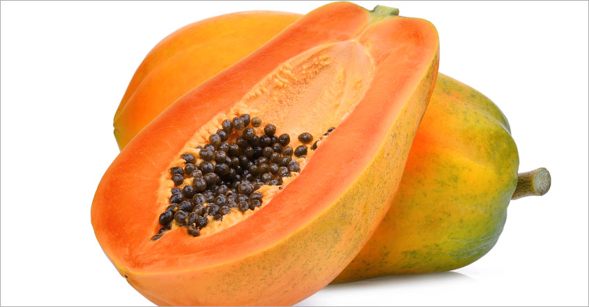 papaya healthy food