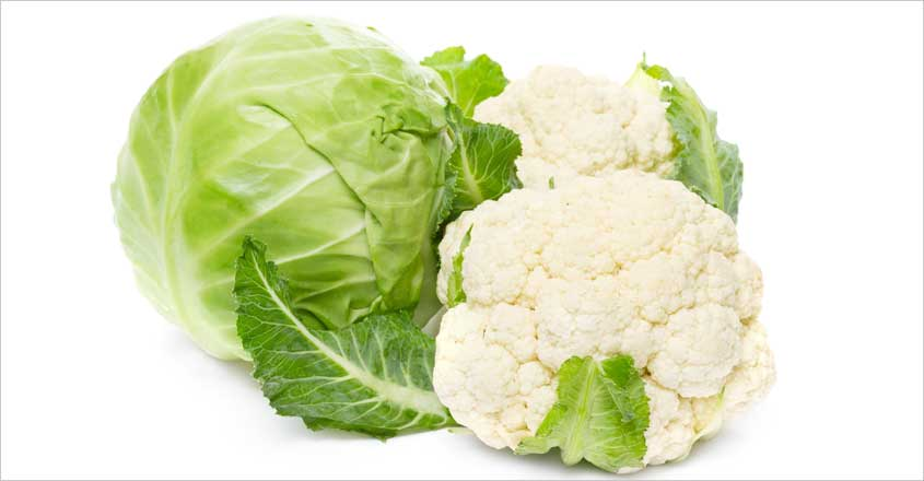 cabbage-cauliflower