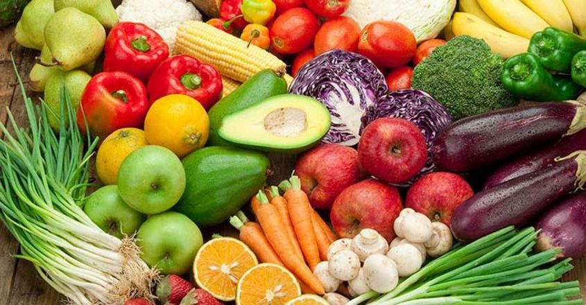Fruits and vegetables And Fiber For Heart Health