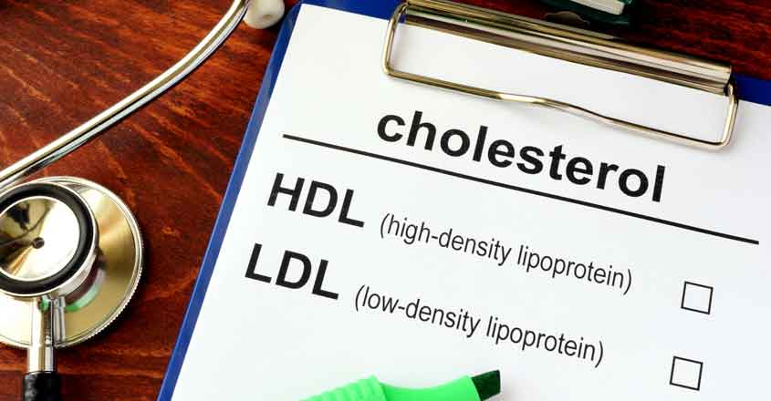 cholesterol checking level