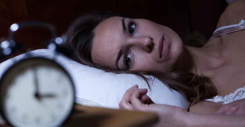 sleeping difficulty