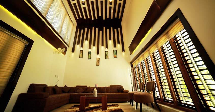 box-house-kannur-living