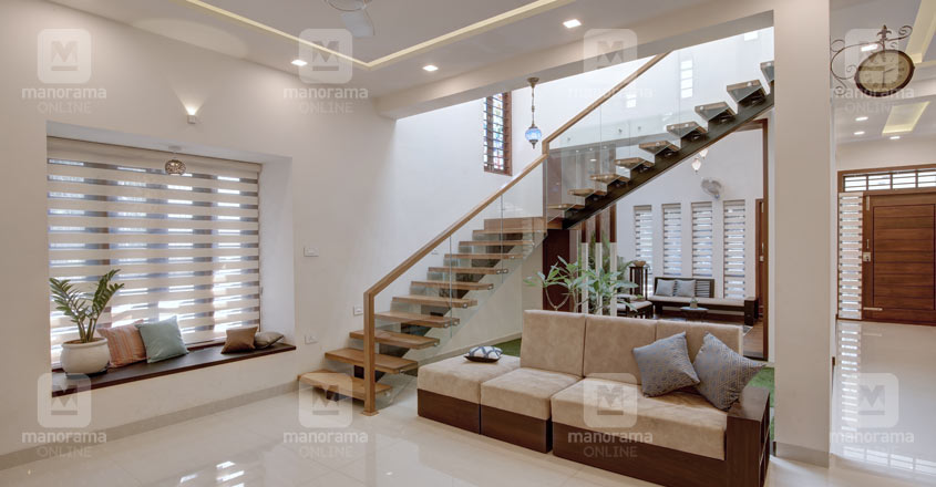 fusion-home-kunnamkulam-stair-view