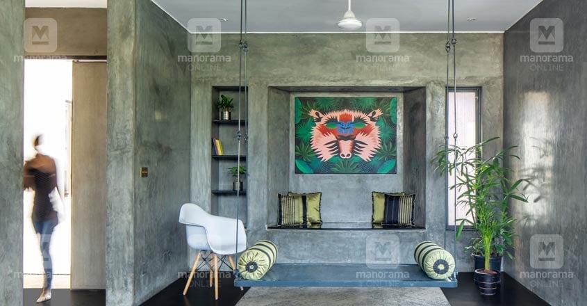 architect-own-house-kochi-living
