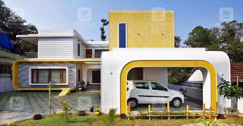 fluid-house-kottayam-view