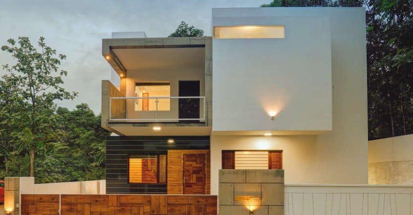 box-house-attingal-night