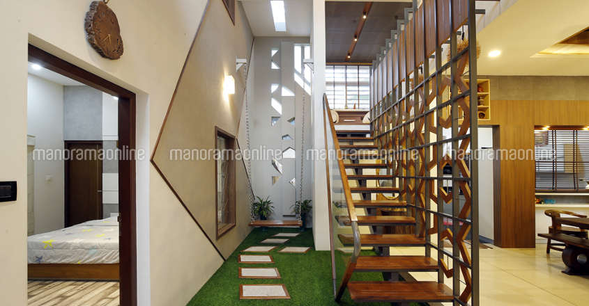 creative-home-calicut-stair