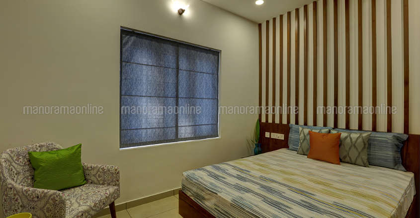 minimal-home-kayamkulam-bed