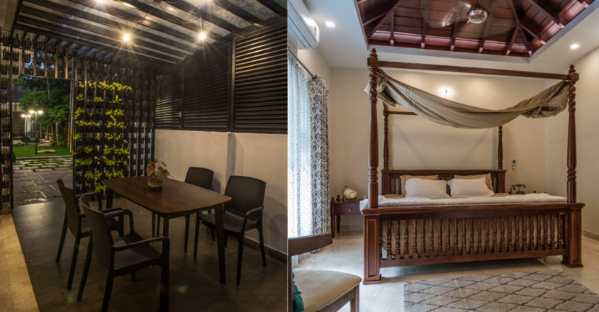 holiday-home-malapuram-bed