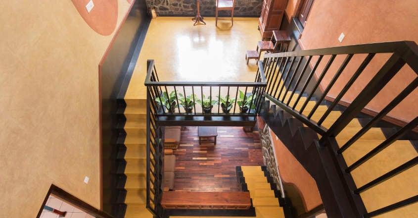 mud-house-thrissur-stair