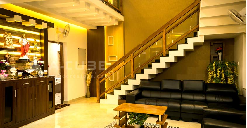 Stair-area