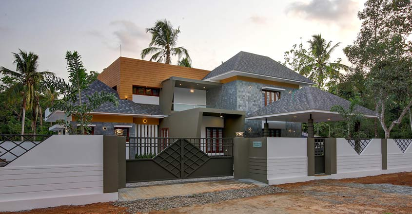 thaneermukkom-house-sideview