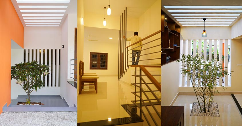 minimal-house-kollam-court-stair