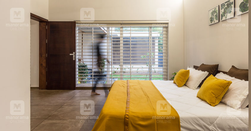 minimal-house-thrissur-bed