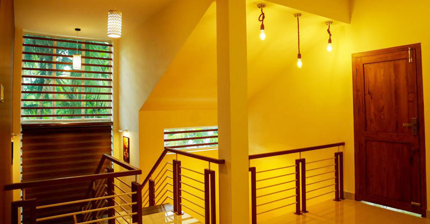 23-lakh-home-malappuram-stair-view