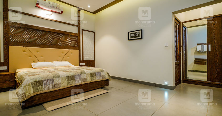 colorful-home-wayanad-bed