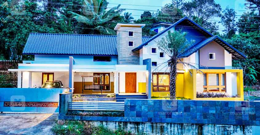 colorful-home-wayanad-exterior