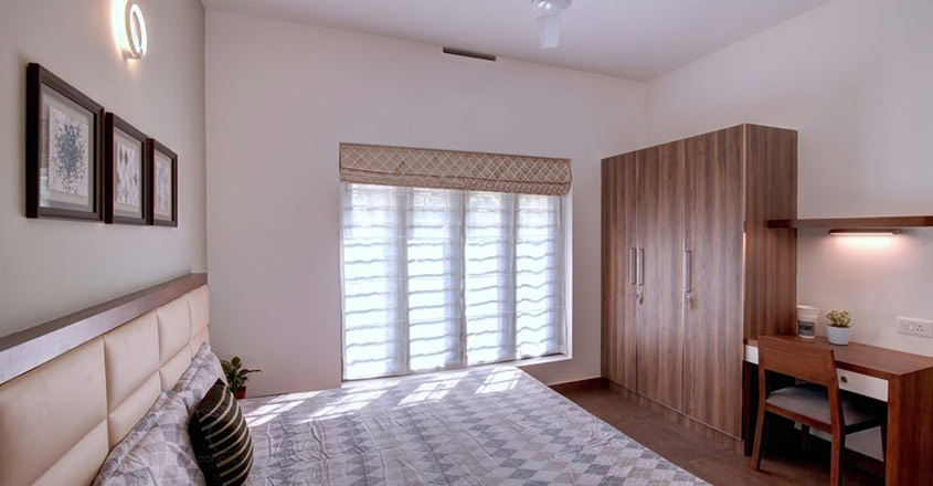small-plot-house-changanacheri-bedroom