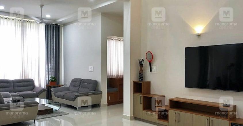 minimal-house-ernakulam-living