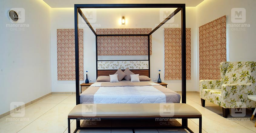colonial-nri-house-thrissur-bed