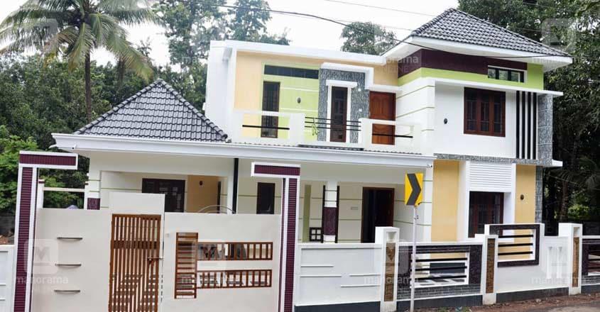 fusion-house-chengannur-elevation
