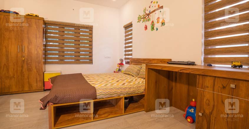 5-cent-home-naduvattom-bed