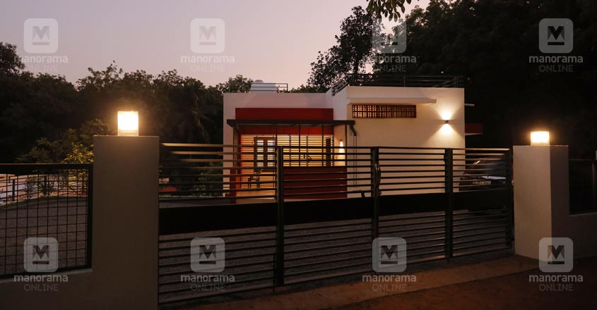 unique-home-pathanathitta-night