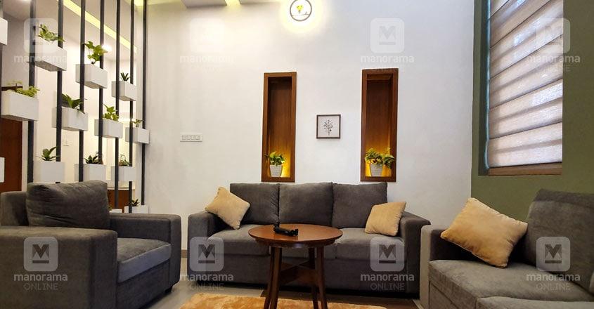 small-house-malappuram-living