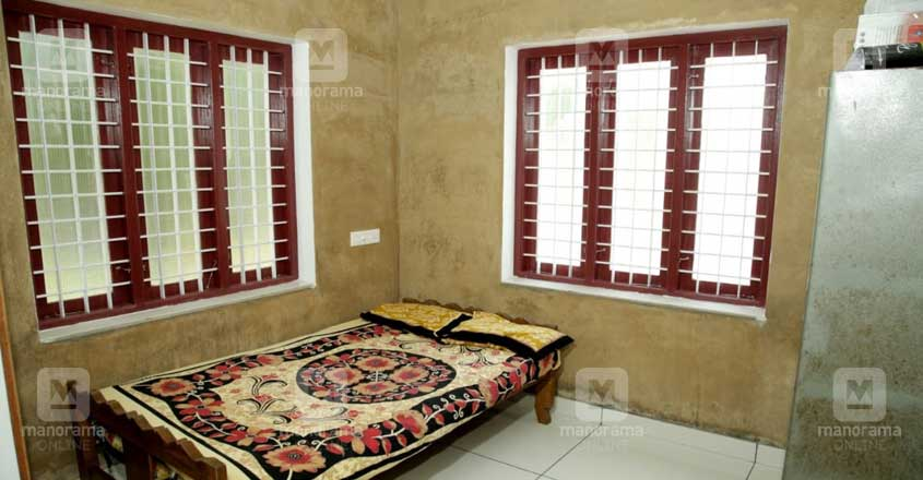 14-lakh-house-chalakudi-bed