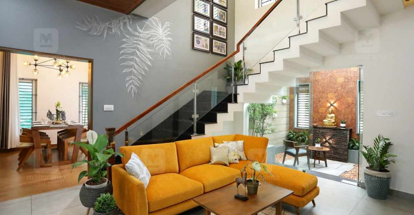 family-home-thankalam-stair