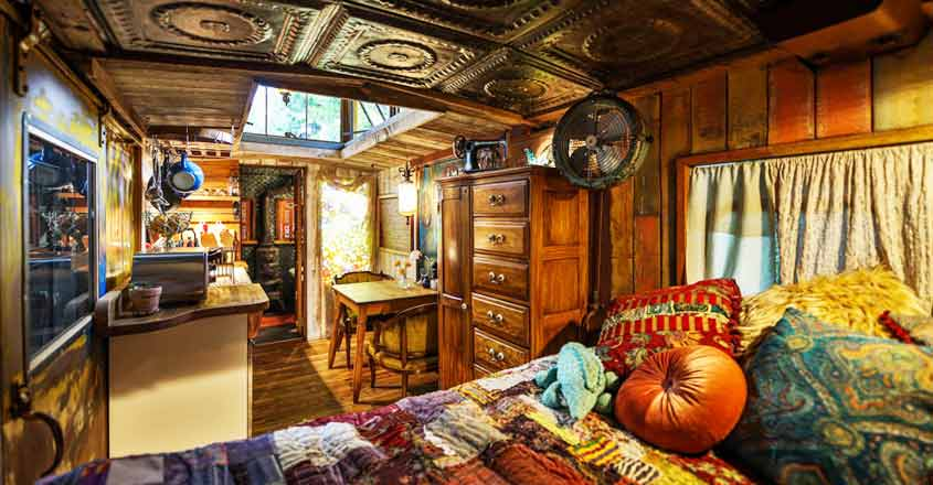 train-cabin-converted-bed