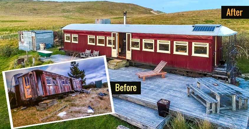 train-house-before-after
