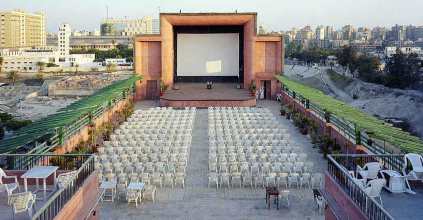 Egypt-cinema-hall