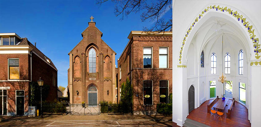 church-residence