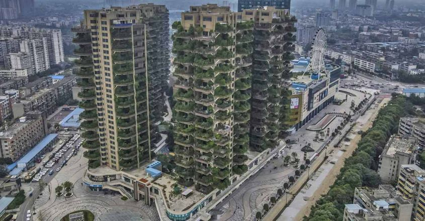 vertical-forest-china-aerial