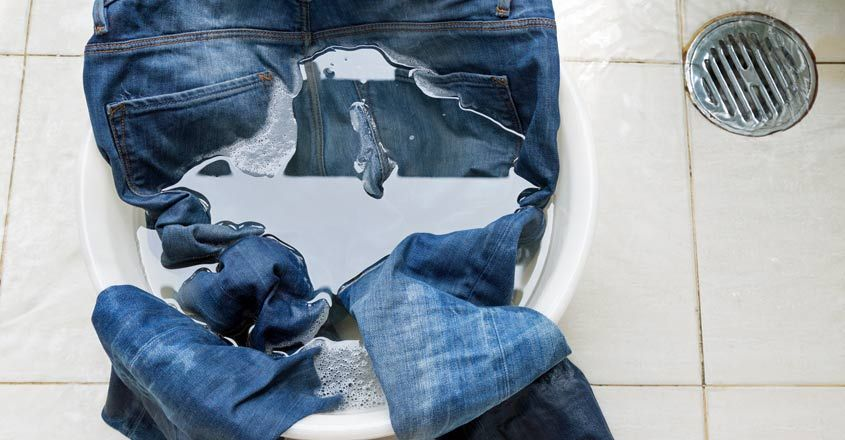 jeans-cleaning