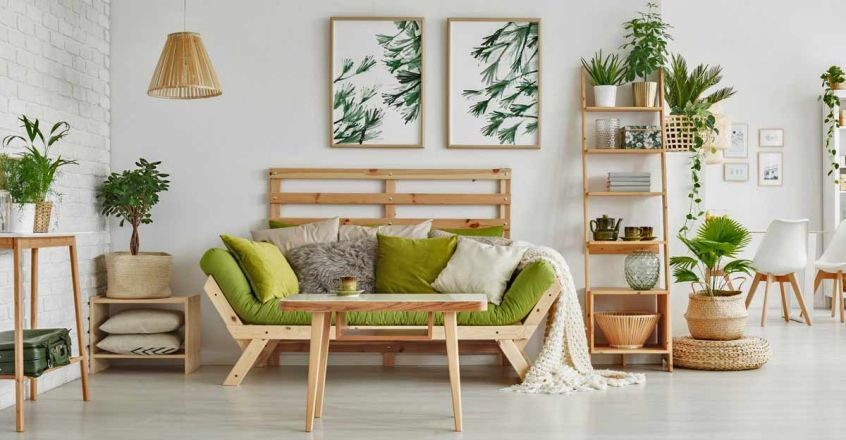 green-furniture